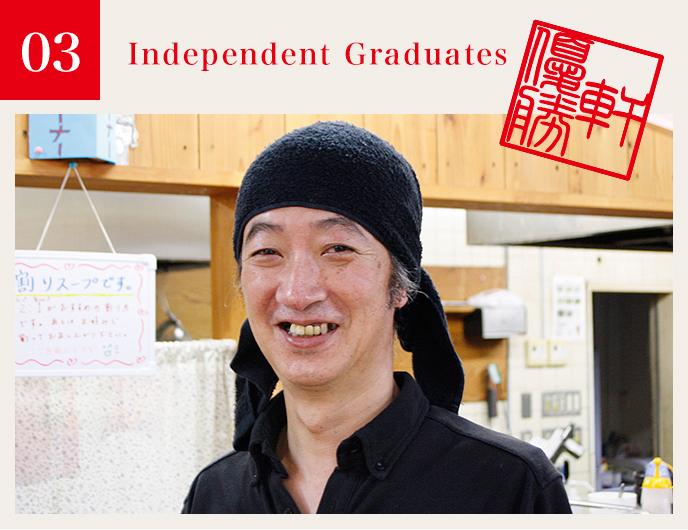 03:Independent Graduates