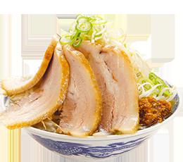富士チャーシュー麺