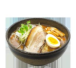 濃厚魚介豚骨らーめん(並)
